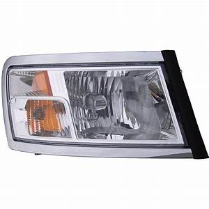 2009 Dodge Dakota Headlight Assembly Right Passenger Side