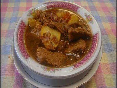 resep   memasak semur daging sapi enak lezat youtube