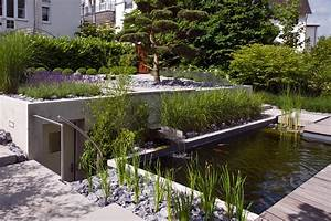 Gartenteich Mit Wasserfall : teichanlagen strenger garten und landschaftsbau ~ A.2002-acura-tl-radio.info Haus und Dekorationen