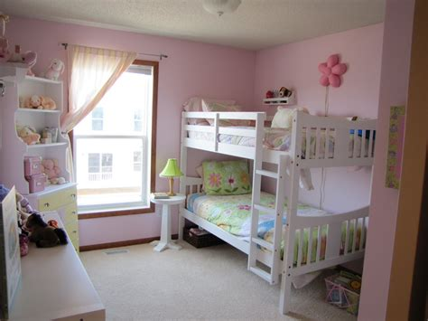 Bedroom Designs White Bunk Beds Girls Room Simple Stairs