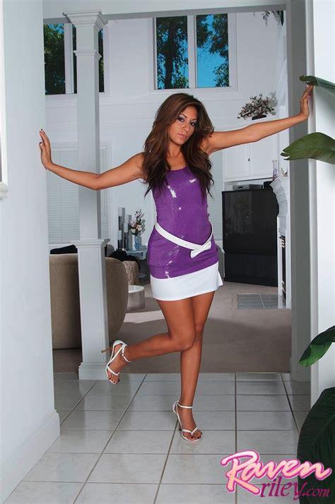 Raven Riley Short Skirt