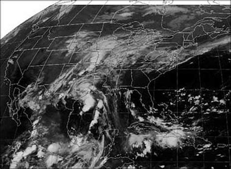 Advisory, had grown stronger and a bit faster. Tropical Storm Grace - Photo 3 - Pictures - CBS News