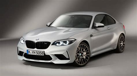 how fast is the bmw m2 competition to 163 mph a d road