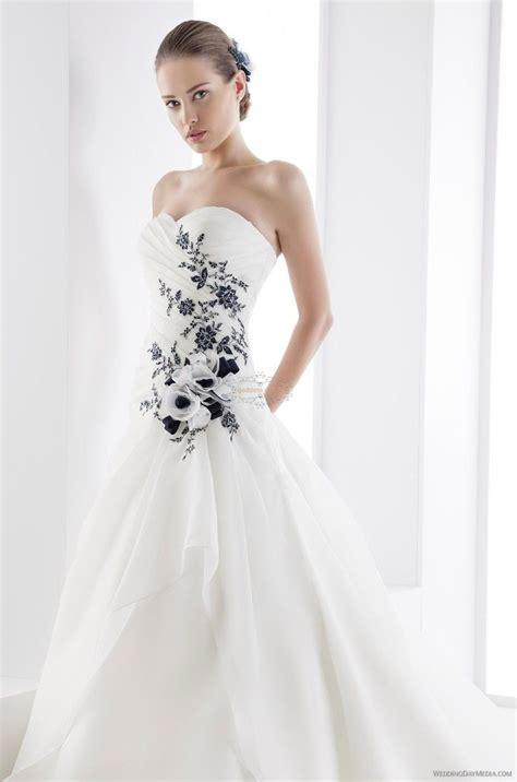 black and white wedding dress my dream wedding