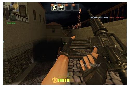 counter strike zombie download free