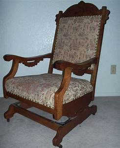 Chairs : Tips On Checking Antique Rocking Chairs Antique