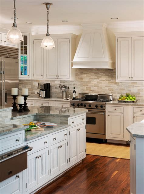 stunning kitchen backsplash ideas  creative juice