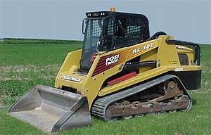 Asv Rc-100 Rubber Track Loader Service Repair Manual Downloa