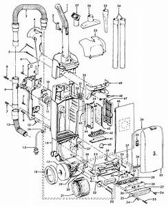 34 Hoover Windtunnel T Series Parts Diagram
