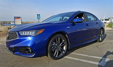 acura tlx  spec  sh awd road test review