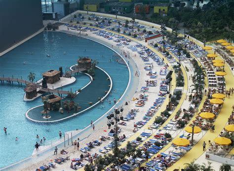 Tropical Island Resort In…….. Germany