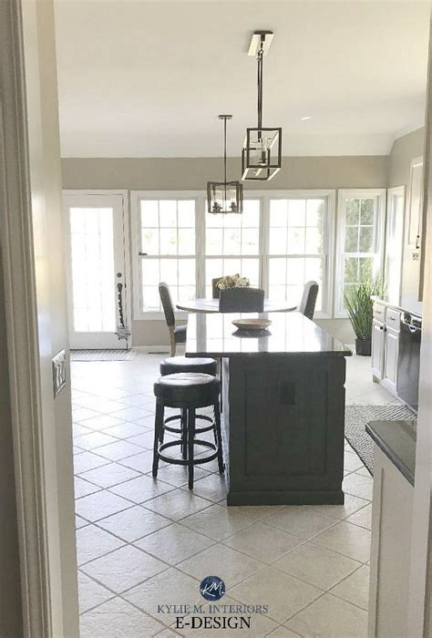 Grey is the new beige and has taken the design world by storm. Paint Colour Review: Sherwin Williams Balanced Beige SW 7037 in 2020 | Balanced beige, Warm ...