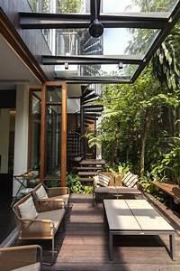 la verriere de toit la meilleure option pour une maison With maison avec toit en verre