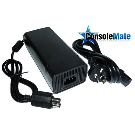 xbox power supply replacement power supply for xbox 360s consoles
