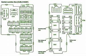 2004 Ford Explorer Fuse Box Diagram  U2013 Circuit Wiring Diagrams