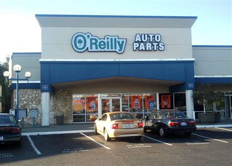 O'reilly Auto Parts In Everett, Wa