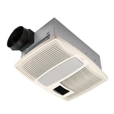 Broan Qtx Series Very Quiet 110 Cfm Ceiling Exhaust Bath