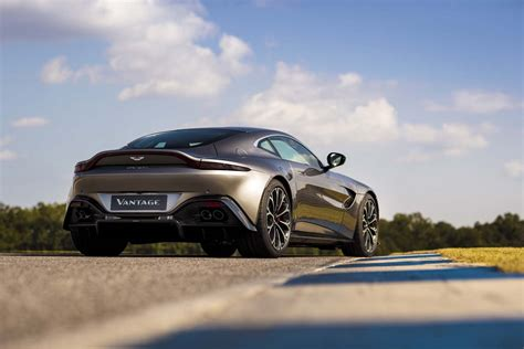 Aston Martin Vantage by Will The New Aston Martin Vantage Justify Its Price Autocar