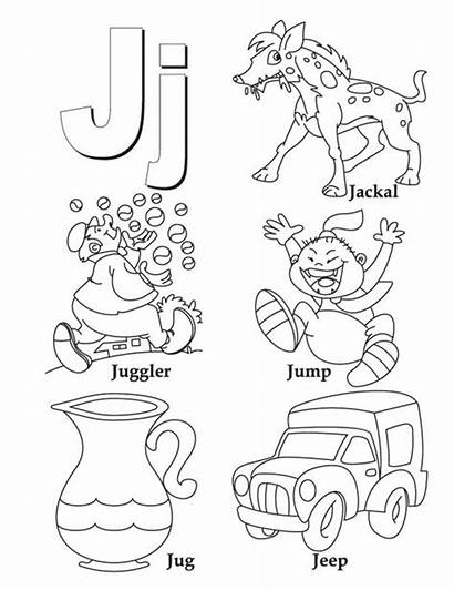 Coloring Pages Alphabet Printable