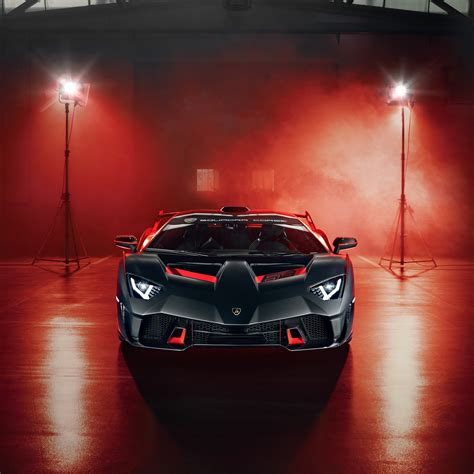 Lamborghini Sc18 2019 4k Wallpapers