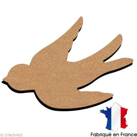 kit cuisine moleculaire hirondelle en bois 15 cm oiseaux à décorer creavea
