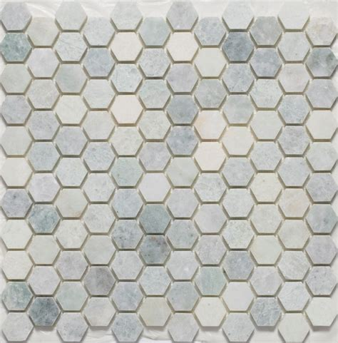 hexagon mosaic tiles traditional mosaic tile by mission tile