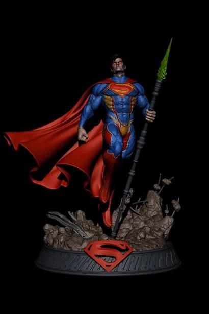 Superman Artstation Version Gonza Estay