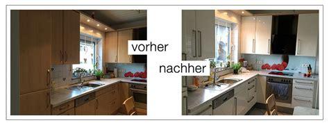 Küchenrenovierung Vorher Nachher