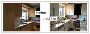 Küchen Fronten Austauschen : k che vorher nachher bilder ~ Orissabook.com Haus und Dekorationen