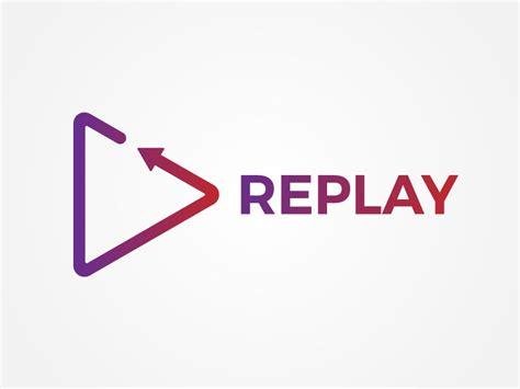 Replay Logo | Logo design, ? logo, Replay