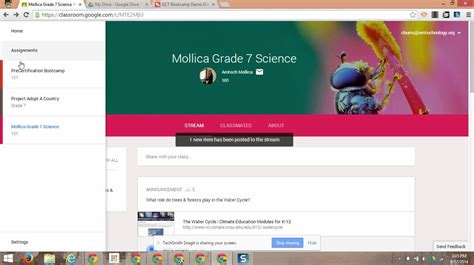New Google Classroom Features! Youtube