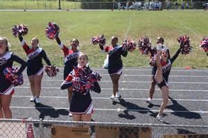 Junior High School Cheerleaders