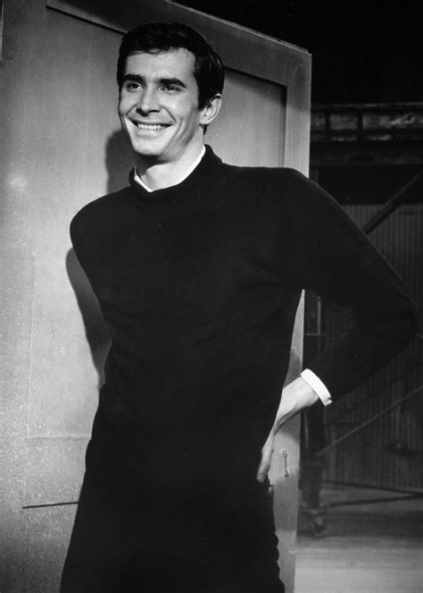Turner Classic Movies Anthony Perkins in Alfred