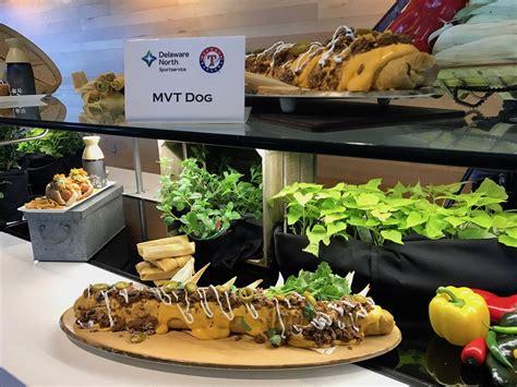 ranger cuisine rangers stadium food policy food