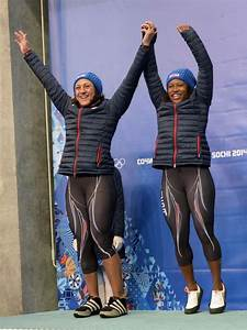 USA claims silver, bronze in women's bobsled
