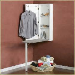 wall mounted ironing board cabinet lowes home design ideas