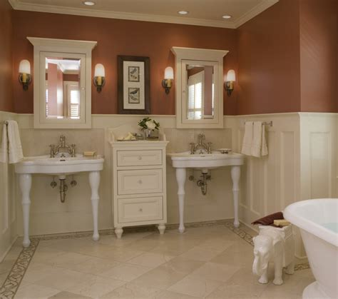 bathrooms   craftsman era design   arts