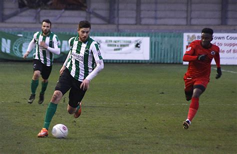 _AABromley_25 | Blyth Spartans AFC