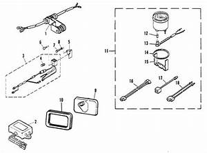 Mariner 8b Hp Optional Parts Parts