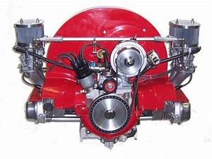 Type 4 Vw Race Engine