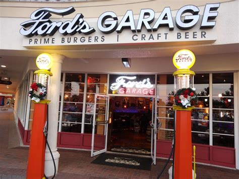 ford garage cape coral fords garage downtown fort myers dining burgers html
