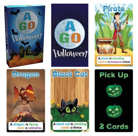 Ago Halloween Efl Card Game