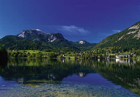 bathing lakes  styria