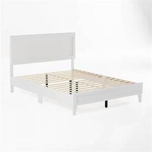 Brookside Leah Classic Wood Platform Bed - Twin Xl