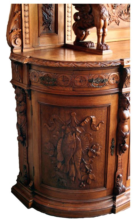 Sideboards For Sale by Antique Carved Sideboard For Sale Antiques Classifieds