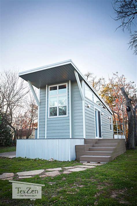 Open Concept Model By Texzen Tiny Home Company {tiny House