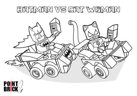 disegni da colorare batman e point brick disegni lego batman e ghost
