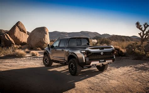 Nissan Titan Warrior Hd Wallpaper