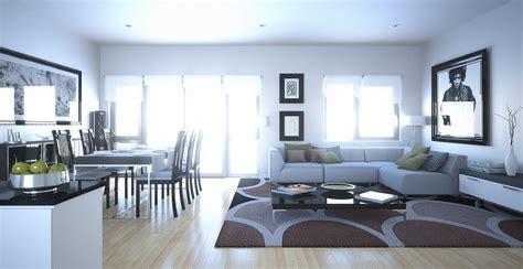 Brown white green decor   Interior Design Ideas.
