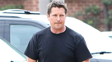 Christian Bale Bald Actor Shows Off Hair Makeover